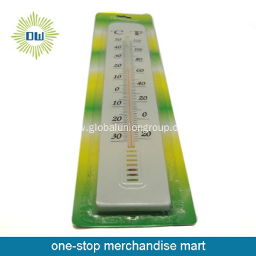 Wholesale plastic indoor/outdoor thermometer